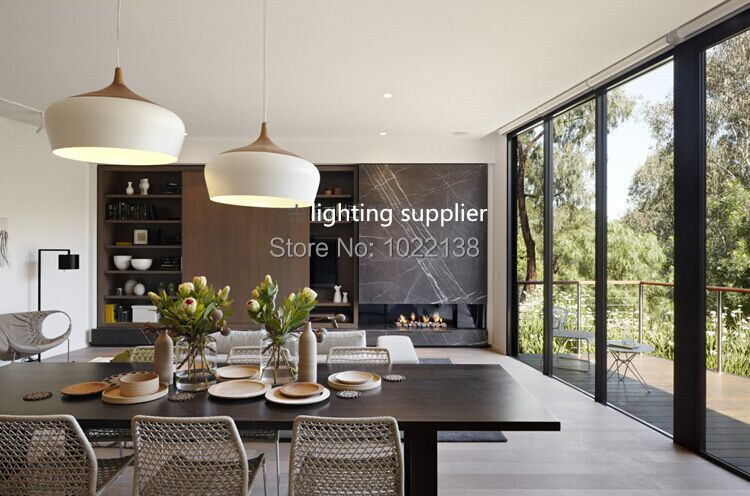 Compare prices on green bamboo restaurant online shopping - Suspension salle a manger design ...