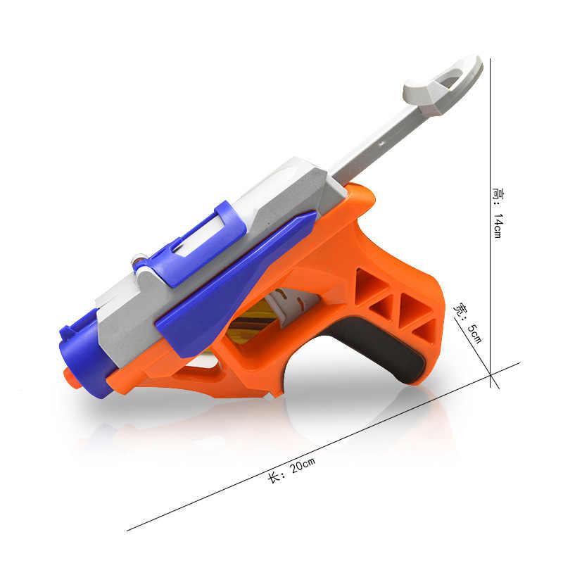 جديد وصول الأطفال دليل رصاصة طرية بندقية طويلة المدى لعبة مسدس دارت الناسف الاطفال اللعب أفضل هدية