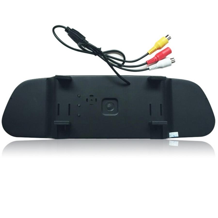 HD Video Auto Monitor de estacionamiento LED de visión nocturna que - Accesorios de interior de coche - foto 3