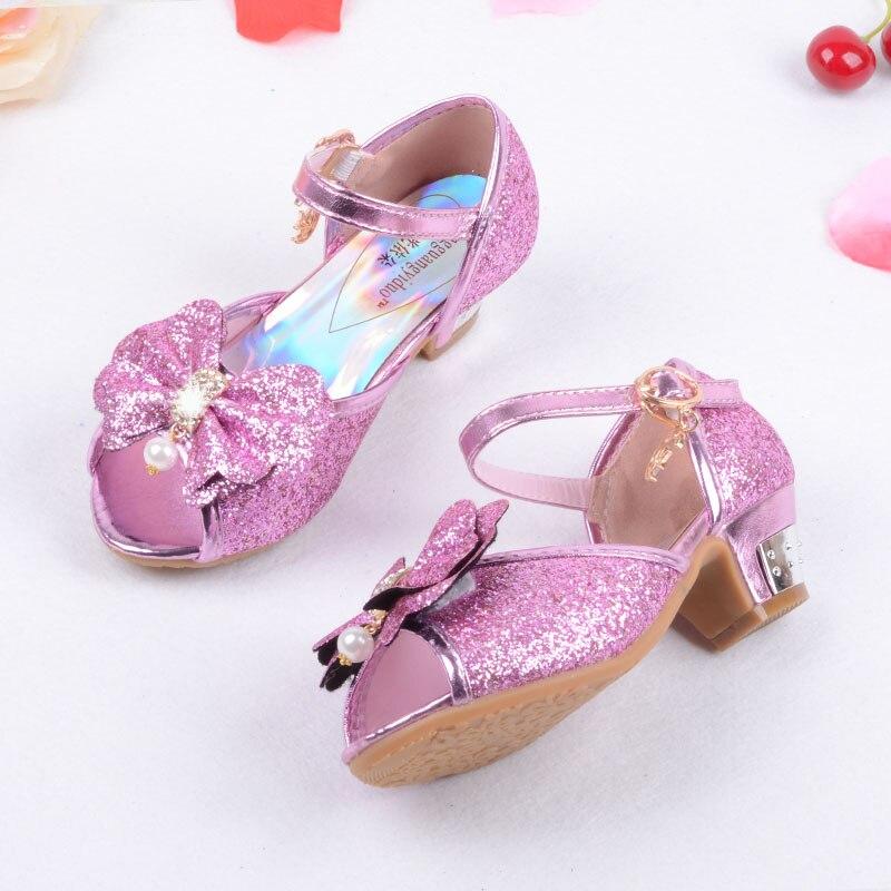 Girls Children Shoes Sandals J526 (14)