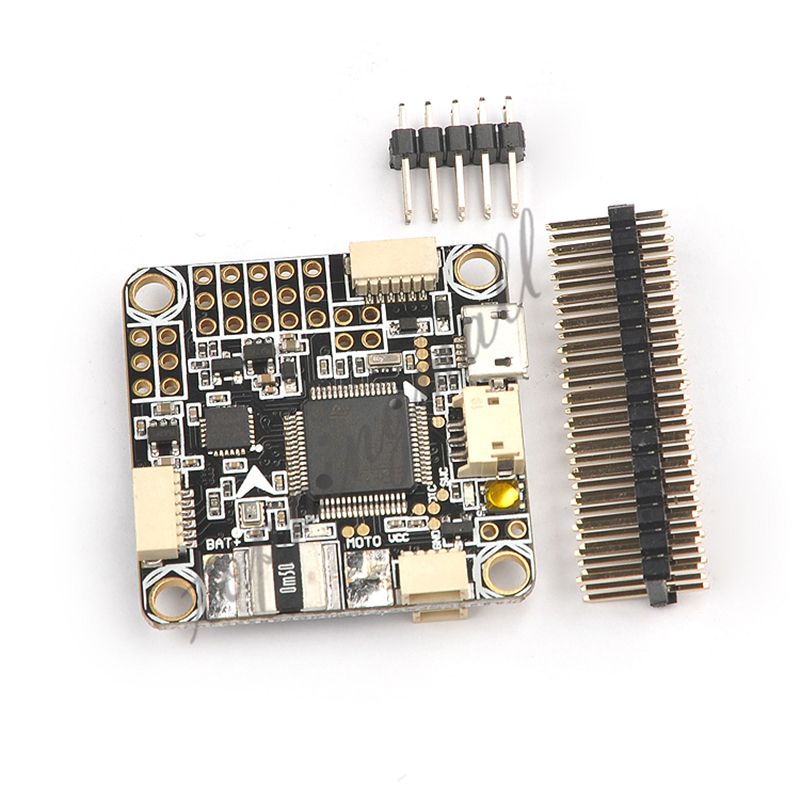 Betaflight OMNIBUS F4 Pro V2 Flight Controller with Built-in OSD / BEC for FPV Racing Drone DIY Quadcopter