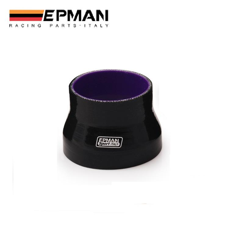 3.5/'/' inch ID 89mm Turbo Intake Pipe Straight Silicone Coupler Hose Purple