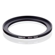Originele Rise (Uk) 62 Mm 72 Mm 62 72 Mm 62 Te 72 Step Up Ring Filter Adapter Black
