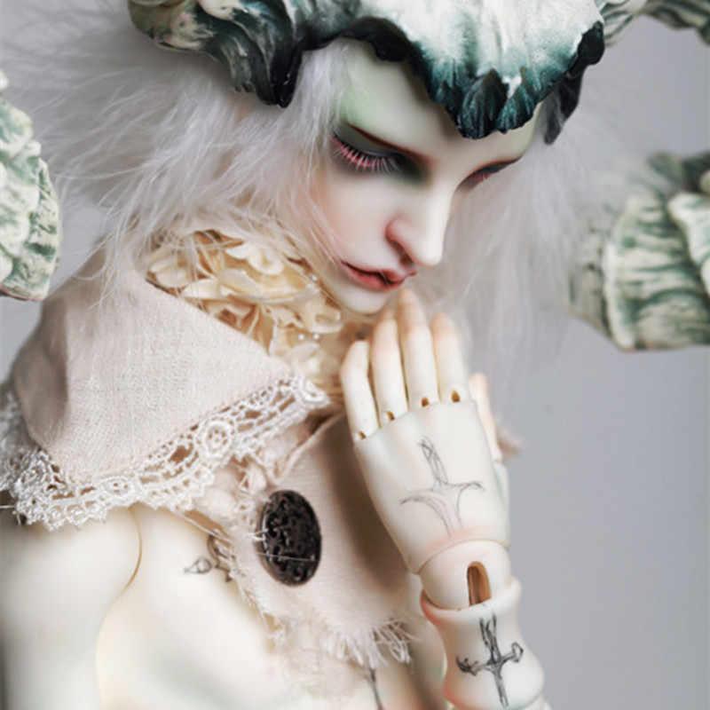 Бесплатная кукла Мефисто. 1/3 шарнирные SD куклы модель reborn Бесплатная глаза Высокое качество