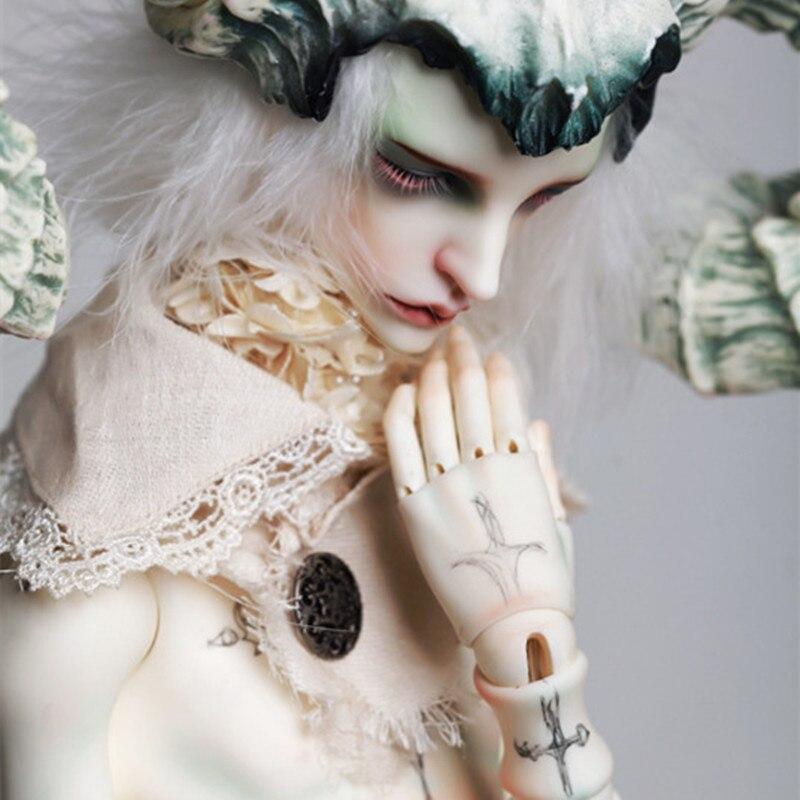 все цены на Free Doll Mephisto. 1/3 bjd sd dolls model reborn free eyes High Qualit онлайн