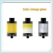 Ijoy tornadoนาโนนวัตกรรมชิปc oilย่อยโอห์มrtaรวมaเปลี่ยนสีแก้วทำจากสแตนเลสแก้ว