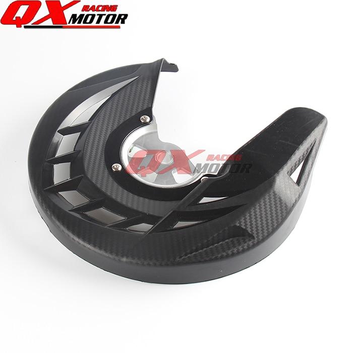 Ön Əyləc Disk Rotor Mühafizə KLX 250 KLX250 Motocross Motosiklet 2008-2016 pulsuz çatdırılma üçün