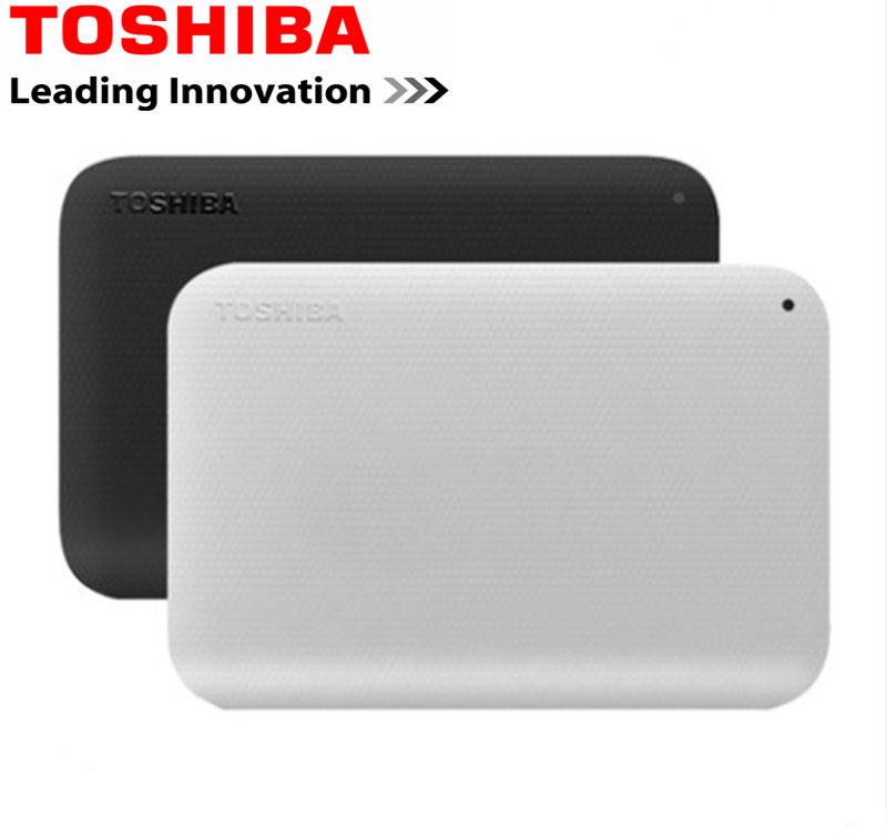 ToshibaHDD 1TB 2TB 2.5 HD Externo Disque dur Externe Laptop External Hard Disk 1 TB Portable Harddisk USB 3.0 Computer Portatil