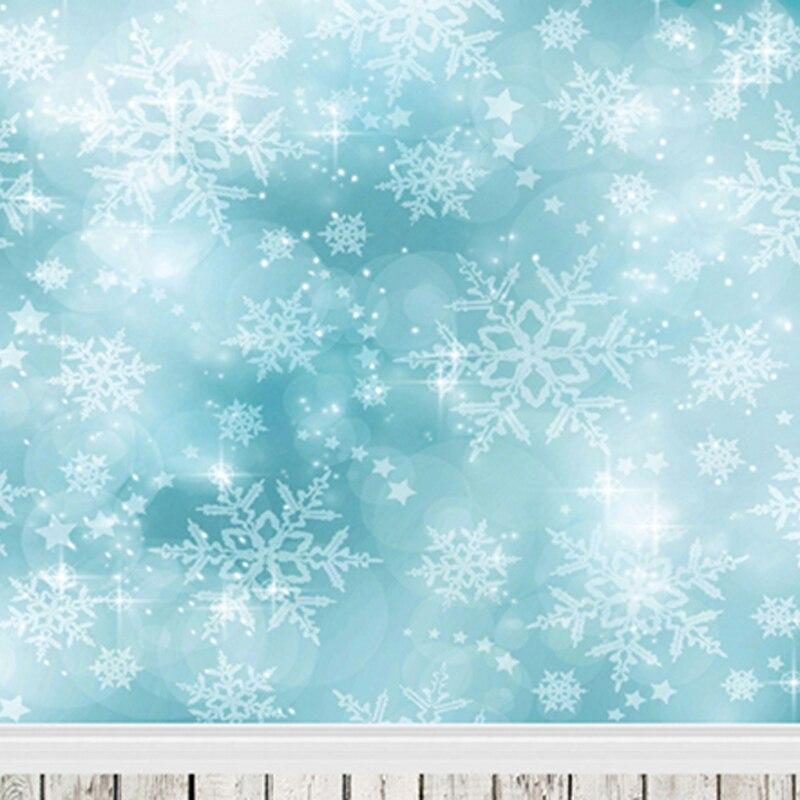 aliexpress com   buy white snowflakes halo light blue