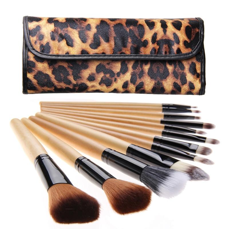 MSQ Professional Makeup Brushes Set High Quality 12 Pcs Makeup Tools Kit Premium Full Function Blending Powder Foundation Brush msq makeup brushes set pro 7pcs high quality goat