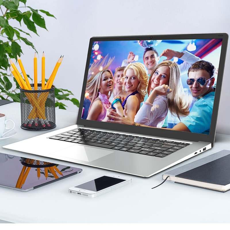 T-bao Tbook X8S Laptop 15.6 Inch Intel Celeron J3455 8GB LPDDR4 128G SSD Intel HD Graphics 500