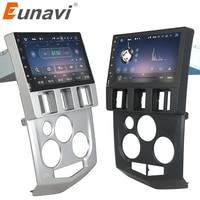 Eunavi Single 1 Din 8 Android 7 1 Car Radio Stereo For Renault Logan L90 GPS