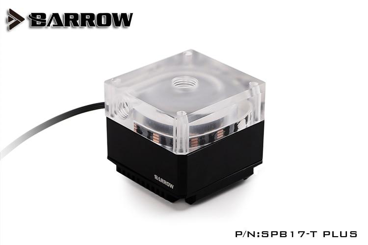 Brouette SPB17-T PLUS LRC2 RGB pompe de refroidissement à eau pour tableau de Distribution d'eau avec dissipateur thermique 17 W 960L