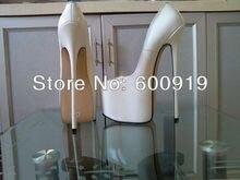 Freies verschiffen 24 cm Absatzhöhe Echtem Leder Sexy Spitz Stiletto Pumps Party Schuhe Mehr Farben vorhanden KEIN. Y2402