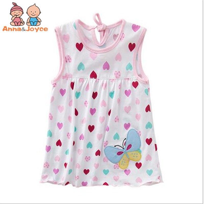 Free-Shipping-4pcslot-Baby-girl-Dresses-Girls-Infant-Cotton-Sleeveless-Dress-Summer-baby-dress-Printed-Embroideryatst0001-2