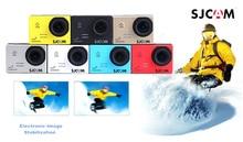 SJCAM 5000X/5000 WI-FI камера мини действие 170D широкий угол объектива 4 К 30fps 10 s таймер 2.0 «30 м подводного спорта видеокамеры