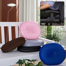 Memory Foam Seat Car Cushion Hip Pain Relief Back Support Pillow Travel Breathable Seat Cushion Orthopedic Chair Cushion Pad #4Z(China)
