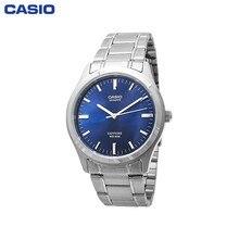 Наручные часы Casio MTP-1200A-2A мужские кварцевые на браслете