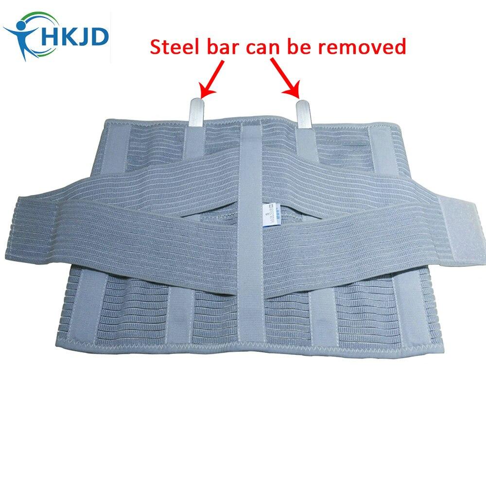 ФОТО Breathable Elastic Corset Back Support Medical Waist Belt Work Belt for Heavy Labor Worker