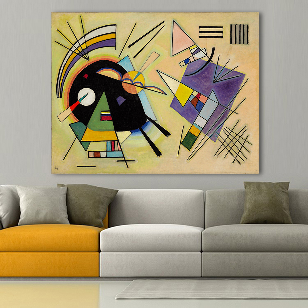 Abstract Wall Art Pictures For Living Room Home Decor Canvas Art Oil Painting 1