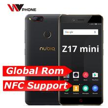 Nubia Z17 Mini 4GB 64GB Global ROM Mobile Phone Octa Core 5.