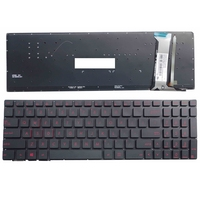 English New Keyboard FOR ASUS G551 G551J G551JK G551JM G551JW G551JX G551VW N551 N551J backlit US laptop keyboard
