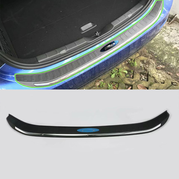 Car exterior accessories plastic rear bumper foot plate For TOYOTA 18 Camry 2018