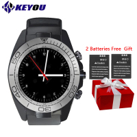Keyou SW007 smart watches bluetooth orologi smart watch ios android language English russian clock watch phone android 5.1