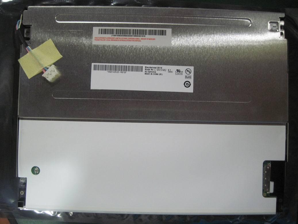 G104SN02 V.0 G104SN02 V.1 G104SN02 V1 G104SN02 V0 LCD Disblay screen b101ean01 5 disblay screen