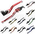 Mixed-color Motorcycle Racing Long Brake Clutch Levers For 2007-2013 Honda CB600F Hornet CBR600F CBF600/SA CBR CB 600F CBF 600