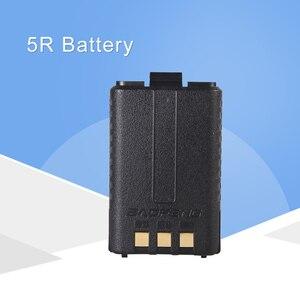Оригинальный литий-ионный аккумулятор Baofeng UV5R, 1800 мА/ч, BL-5, аксессуары для рации, Baofeng, UV-5R, 5RA, UV 5R