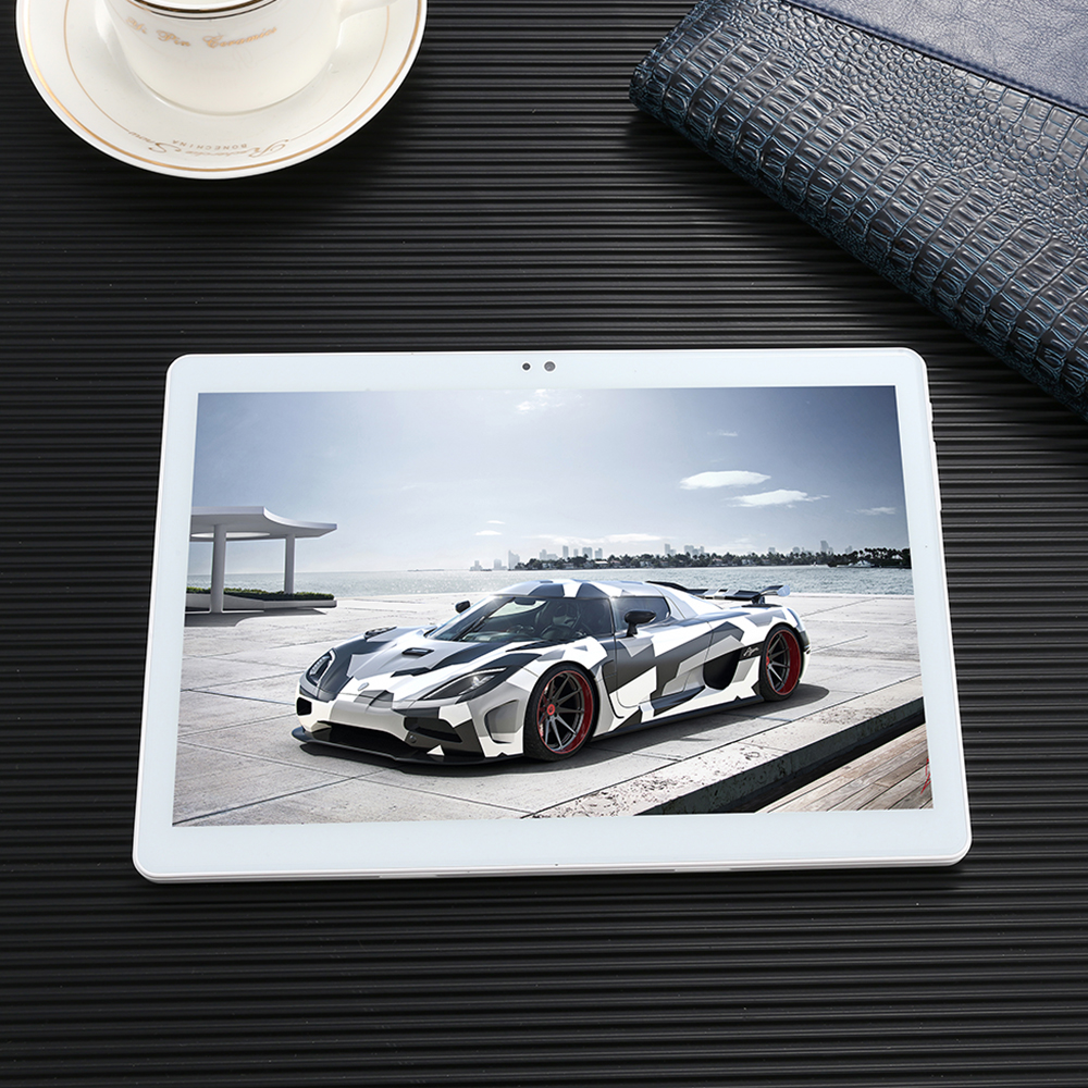 4G Let tablettes Android 7.0 MTK6797 10 core 64 GB ROM double caméra et double SIM tablette PC Support OTG WIFI GPS LTE bluetooth téléphone