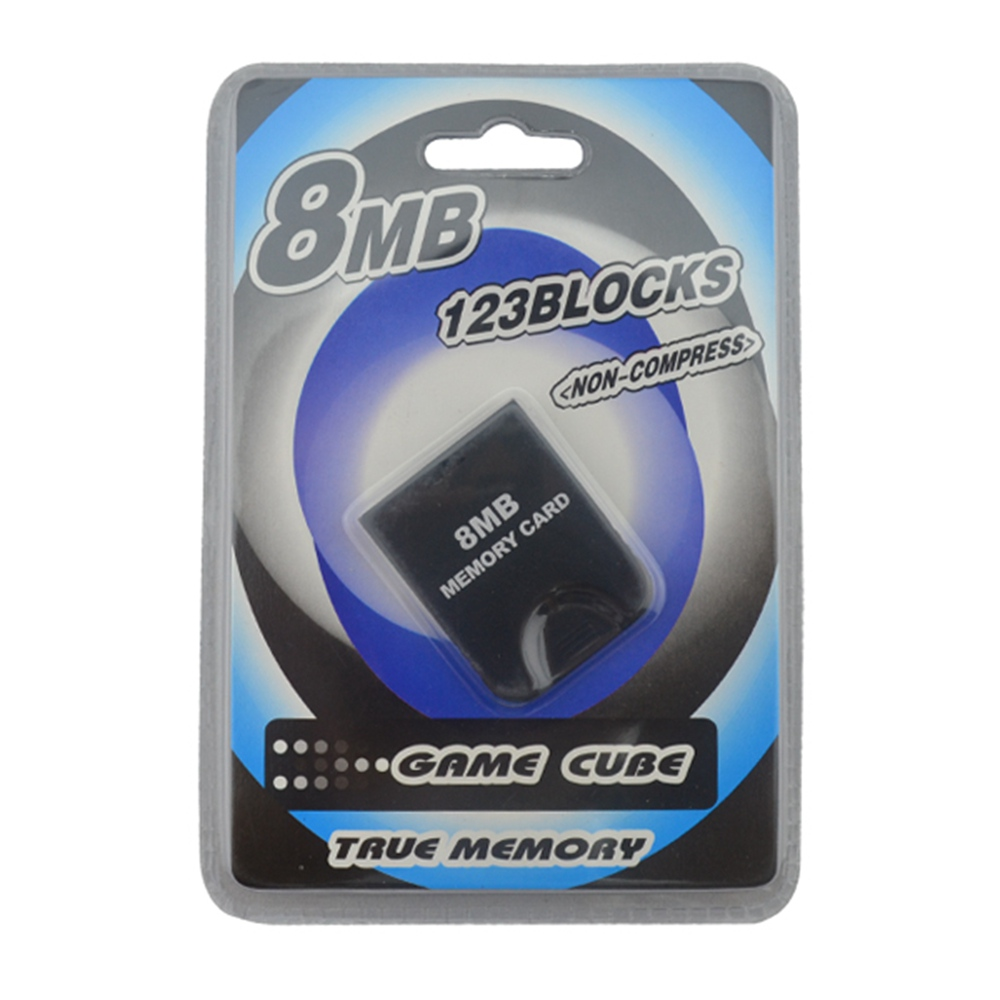10pcs a lot 8MB Flash Memory Card N for GC for GameCube ...