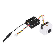 FPV Camera Set 720P Mini Micro DVR Video Recording Cam & 25/200mW VTX Transmitter Combo Set(China)
