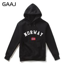 2019 New Norway Flag Men Hoodies WomenFleece Coats Northern Europe Man Zipper Streetwear Brand Clothing Casual Brand