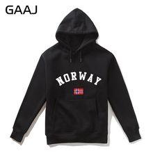 2019 neue Norwegen Flagge Männer Hoodies WomenFleece Mäntel Nordeuropa Mann Zipper Streetwear Marke Kleidung Casual Marke