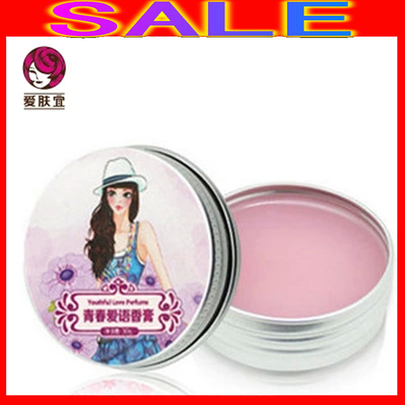 HOT sale AFY youth love language ointment Ms solid perfume lasting, fragrant