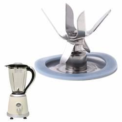 Дробление льда 6 Точка Нож для блендера уплотнительная кольцевая прокладка для блендер oster инструменты