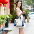 For Lady Damen Tasche Carteras Bolsa Feminina Bolso Mujer Etnico Handbag Bolsa De Couro Hand 2015 Fashion Women Shoulder Bag Bag
