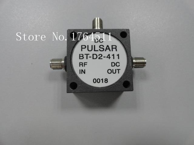[BELLA] The United States PULSAR BT-D2-411 1-4500MHz 50V 1A T RF Coaxial High Voltage Bias Device  --2PCS/LOT