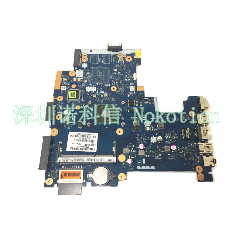NOKOTION 764174-601 764174-501 Laptop motherboard 764174-001 for HP 14-G 245 G3 Mainboard E1-6010 CPU ZSO41 LA-A997P full test 744008 001 744008 601 744008 501 for hp laptop motherboard 640 g1 650 g1 motherboard 100% tested 60 days warranty