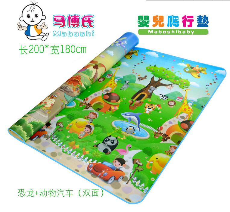 large household foam mats baby crawling mat childr
