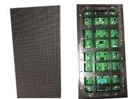 p4 rgb led display module 256x128mm 64x32 pixel high brigtness 5500nits p4 led panel display outdoor
