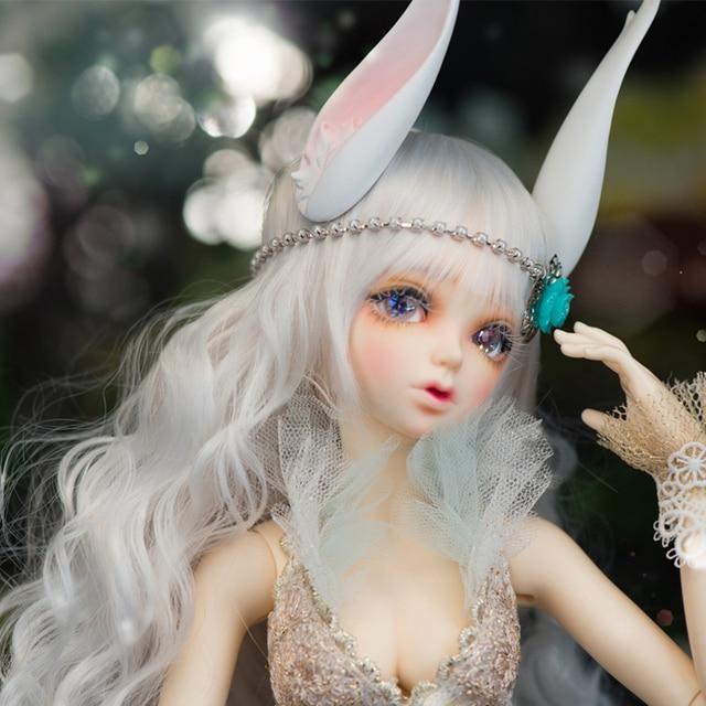 Fairyland Momo bjd sd dolls 1/4 resin figures