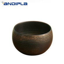 500 мл Винтаж в японском стиле грубая керамика калебасы чайная церемония аксессуары ручной работы керамика для мытья чая чайный набор кунг-фу подарок