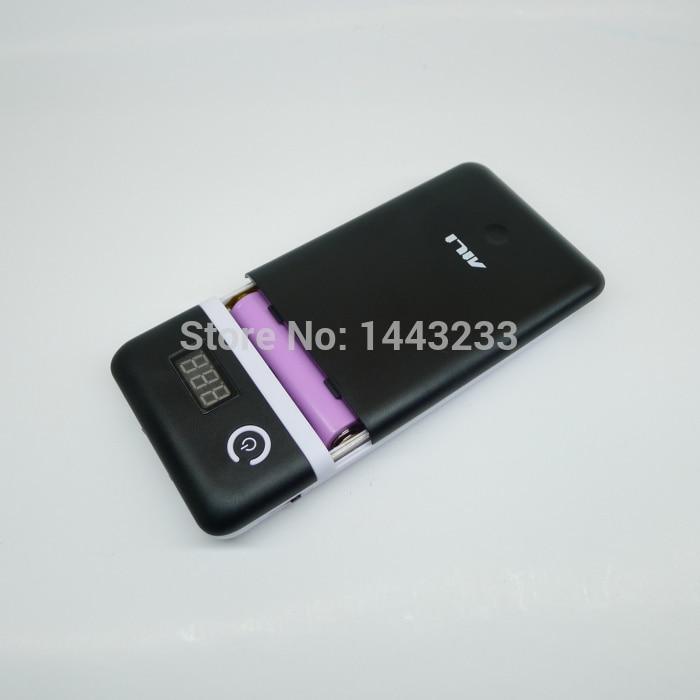 3 3a 5v 12v 19v 21v mobile power bank six 18650 battery. Black Bedroom Furniture Sets. Home Design Ideas