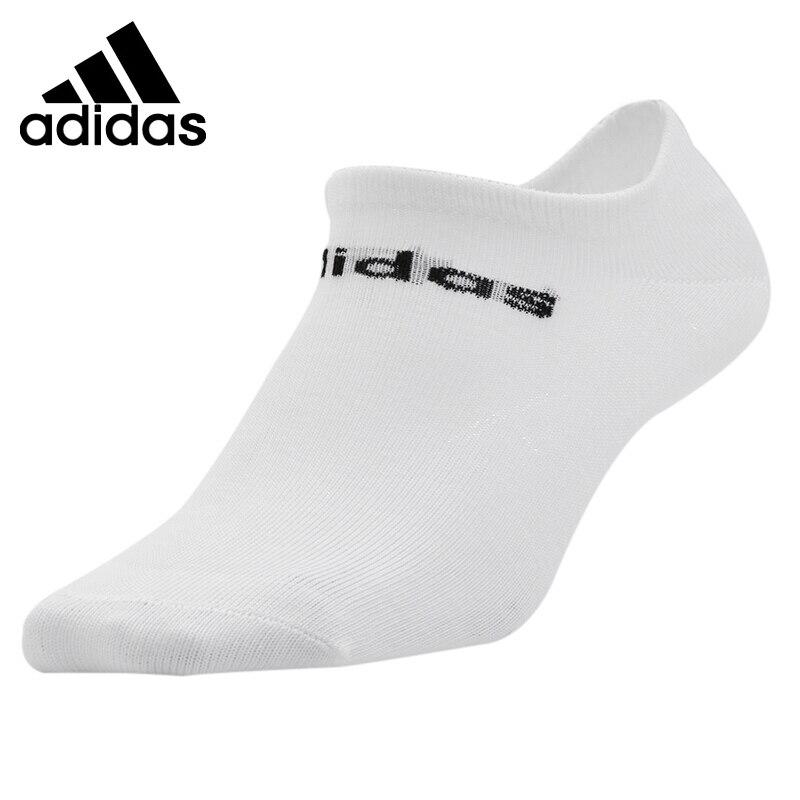 Nova Chegada Original Adidas Label bs No-show 1pp Unissex Meias Esportivas 1 Par Neo