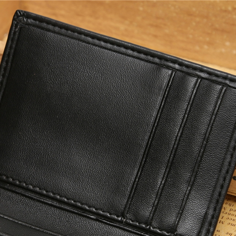 Back To Search Resultsluggage & Bags New Arrive Rfid Wallet Men Small Bifold Faux Leather Pocket Money Id Credit Card Holder Coin Purses & Holders