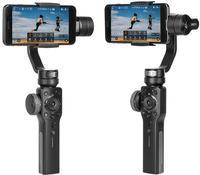 Zhiyun Glatte 4 Handheld 3-Achse Bürstenlosen Gimbal Stabilisator für iPhone X Samsung für gopro mit Focus PK DJI osmo 2