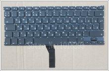 """НОВЫЙ RU Клавиатура Для Macbook Air 13 """"MC503 MC504 A1369 A1466 MD231 MD232 Русский клавиатура Ноутбука 2011-15 лет"""